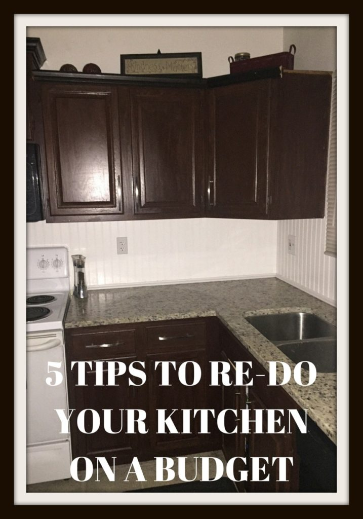 5 Tips to Re-Do Your Kitchen on a Budget